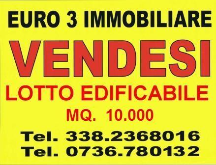 terreno ascoli piceno vendita  zona campolungo  euro 3 immobiliare s.a.s.