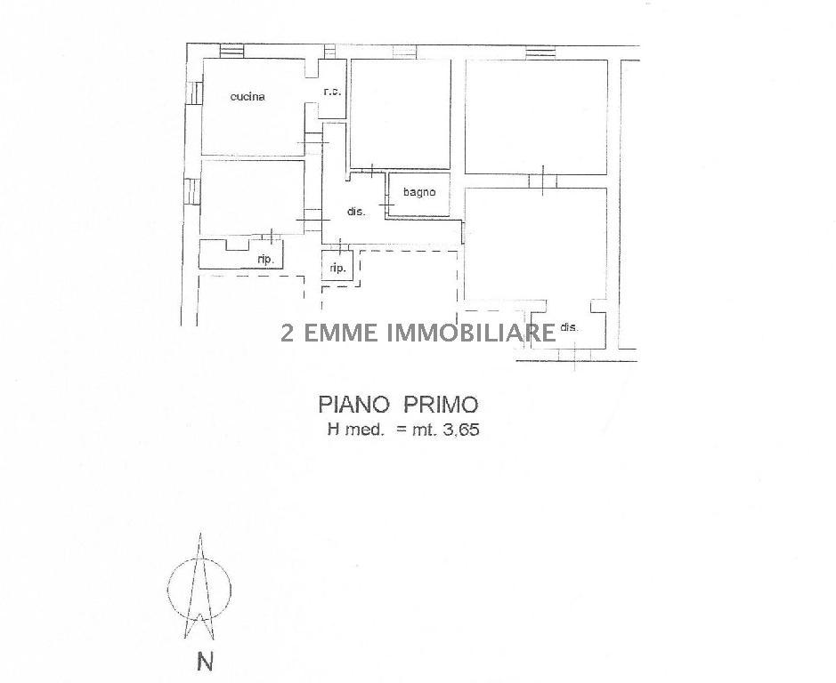 Appartamento ASCOLI PICENO 3594